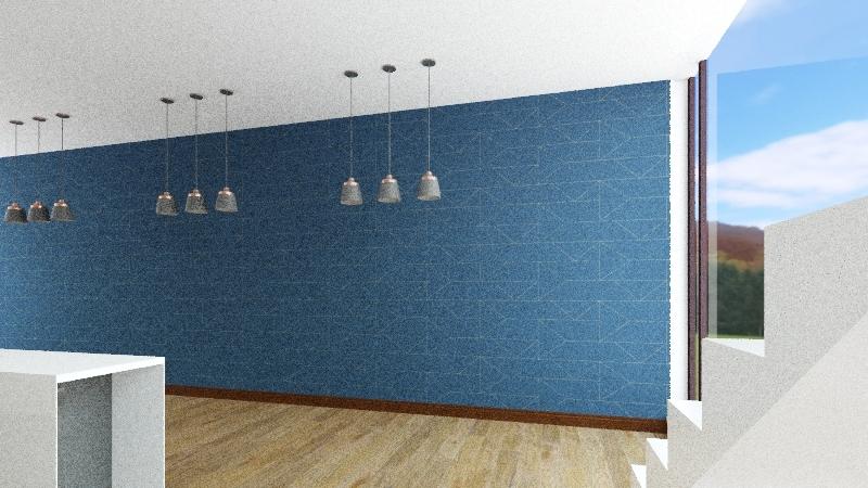 al baik Interior Design Render