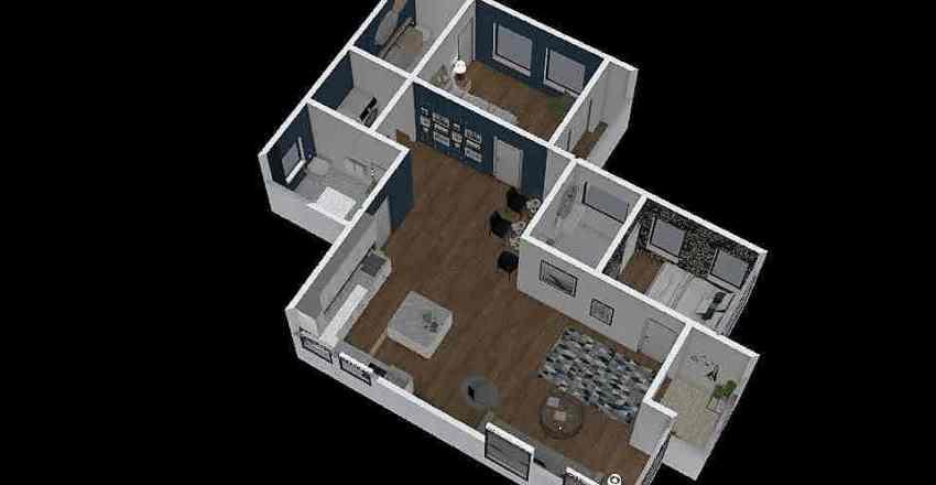 clementine bolwus Interior Design Render