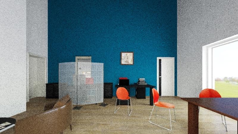 fabrica Interior Design Render