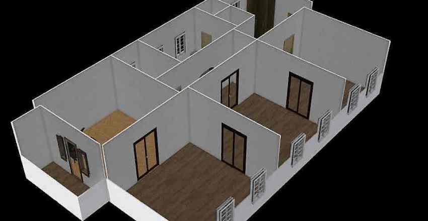 Óvár V03 Interior Design Render