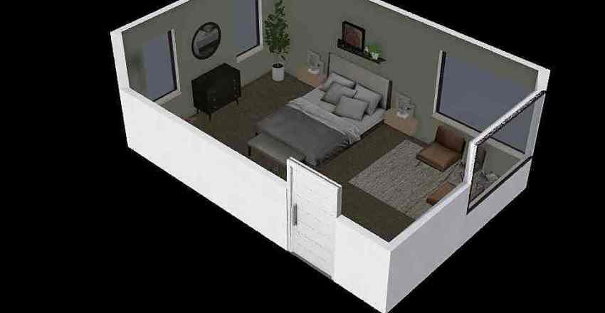 Digital Presentation - IDT1020 Interior Design Render