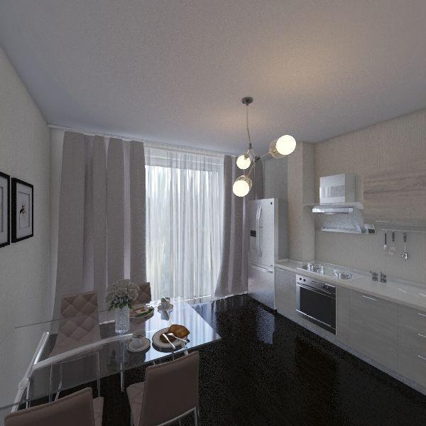 моя хата Interior Design Render