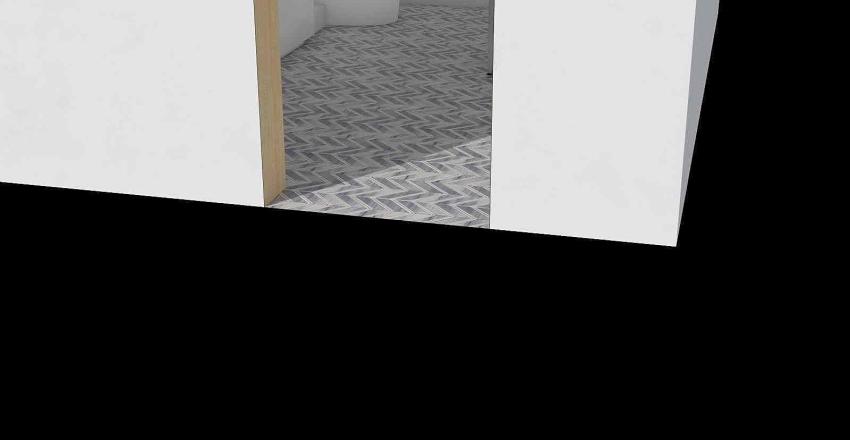 AGATA łazienka Interior Design Render