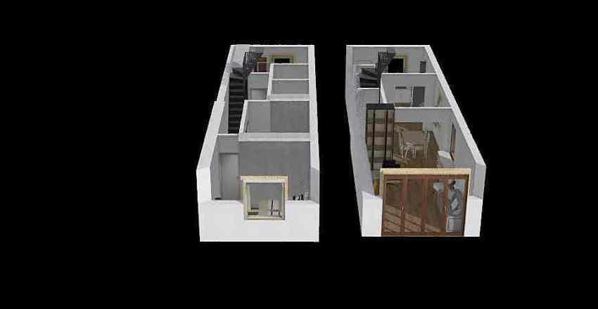 Campolide V3 Interior Design Render