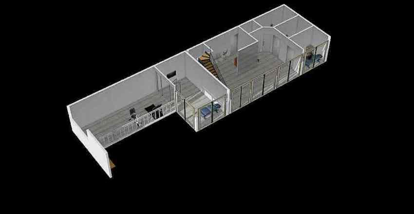 GERF Morumbi Opcao 1 Interior Design Render
