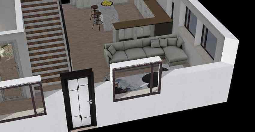 Assignment-Floorplan Interior Design Render
