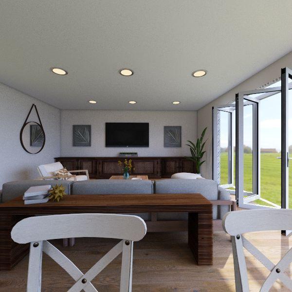 Kitchen Practice Interior Design Render