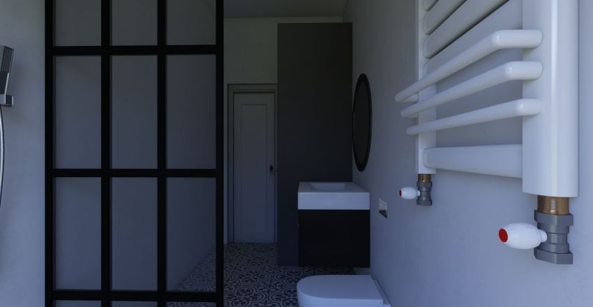 krucza Interior Design Render