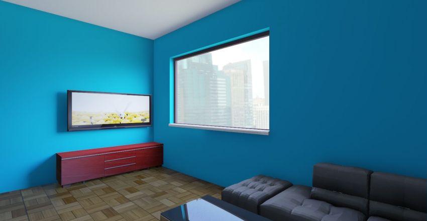 Mama Kasi Apart 1 Interior Design Render