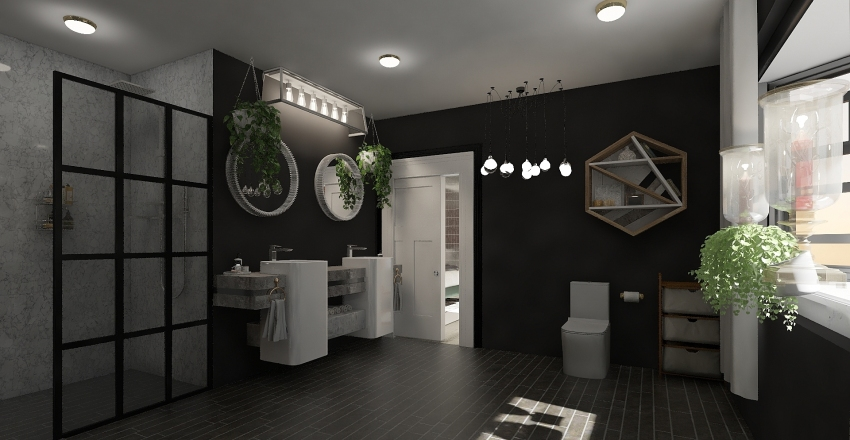 One of My Little Dream House  Interior Design Render