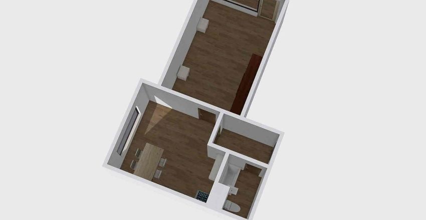 Žatec Interior Design Render