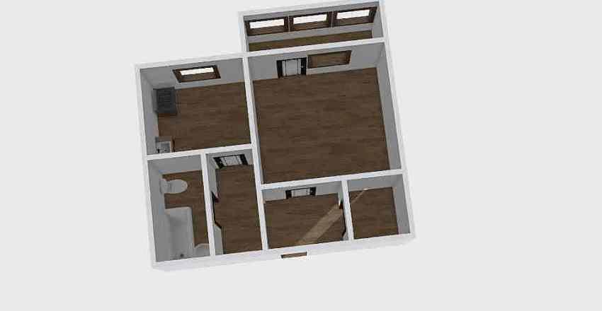 1-комн_0329 Interior Design Render