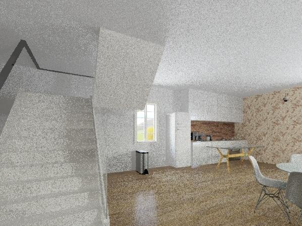 RestGo Interior Design Render