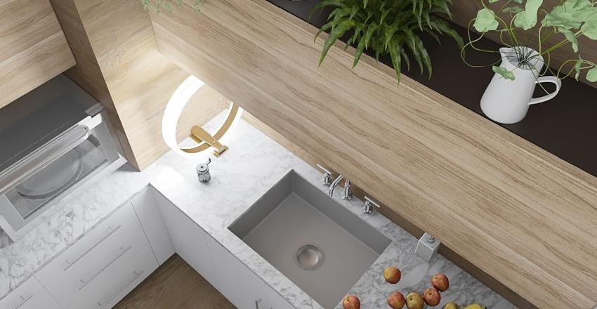 кв 1 уч Interior Design Render