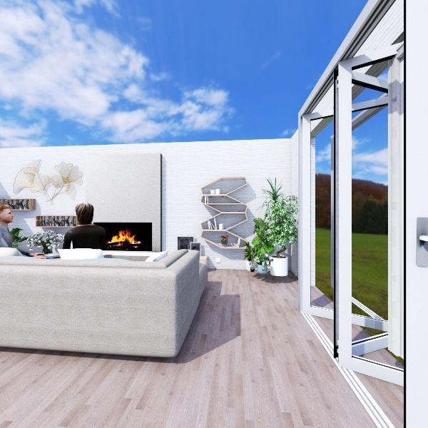 Vanja Somborac Interior Design Render