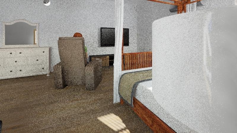 MK Home Interior Design Render