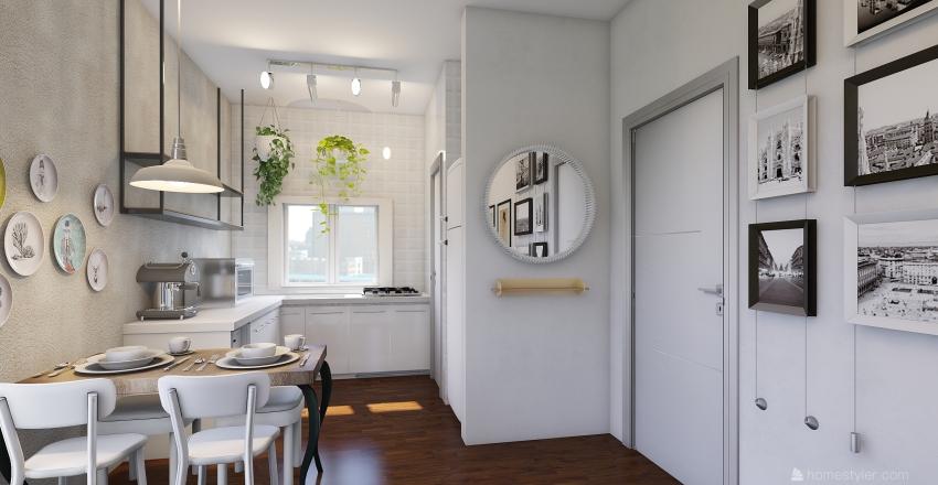 Ap Pardal mais recente Interior Design Render
