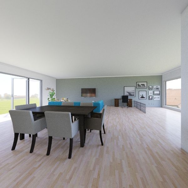 Designer Casa Interior Design Render