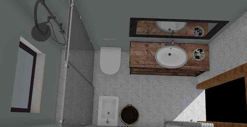 Bagno - 2 Interior Design Render