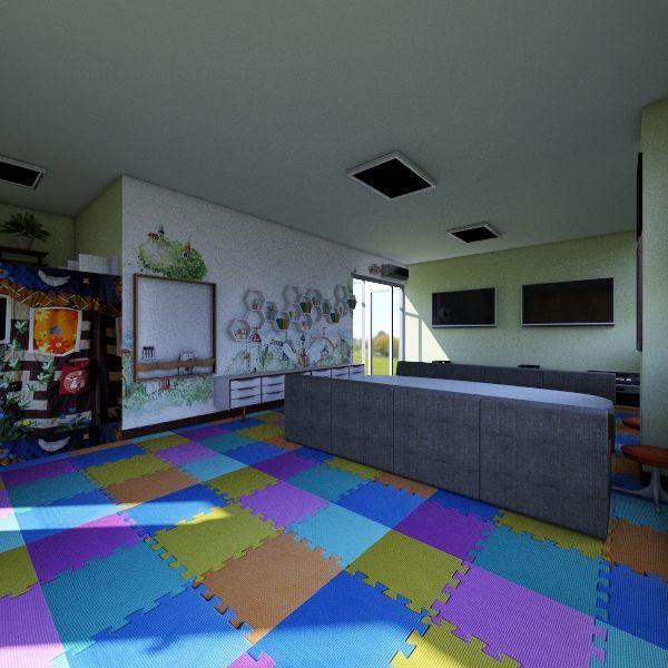 Детская комната РНПЦ2 Interior Design Render