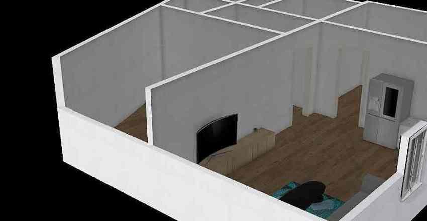 kyleška Interior Design Render