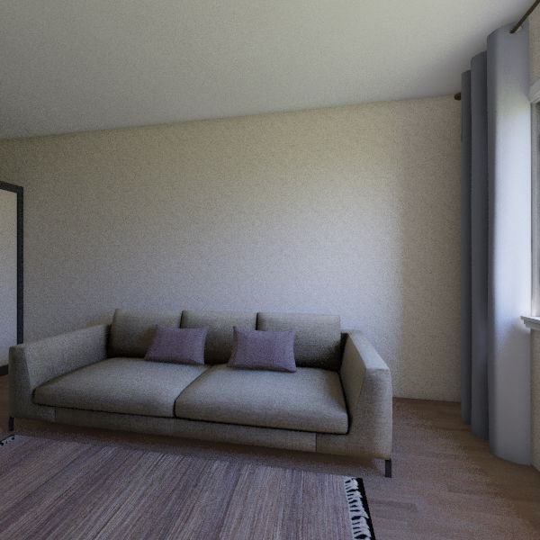 Наша квартира Interior Design Render