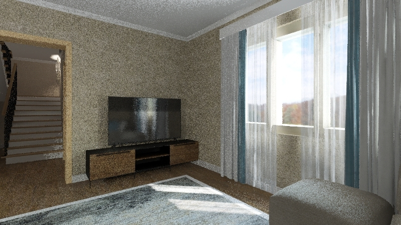 Дима Мокино Interior Design Render