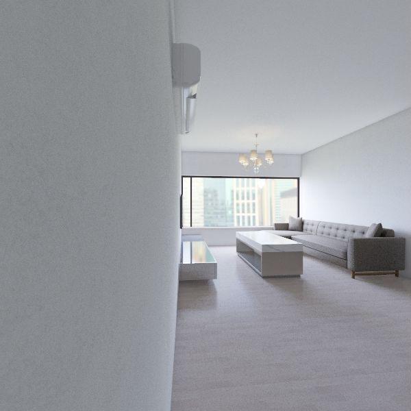 長安街28號7樓 Interior Design Render