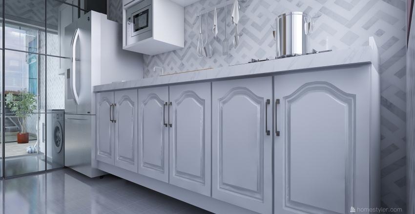 PIM VII- PROJETO MULTIDISCIPLINAR UNIP Interior Design Render