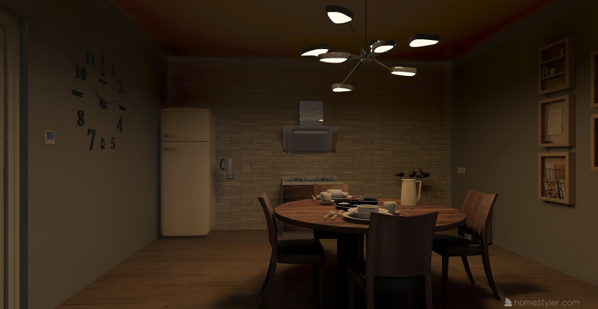 design sjoerd Interior Design Render