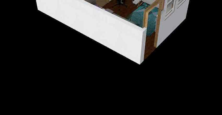 Test room Interior Design Render