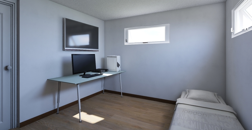 Bedroom Concept 2019 Interior Design Render