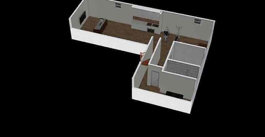 michael newmarket Interior Design Render