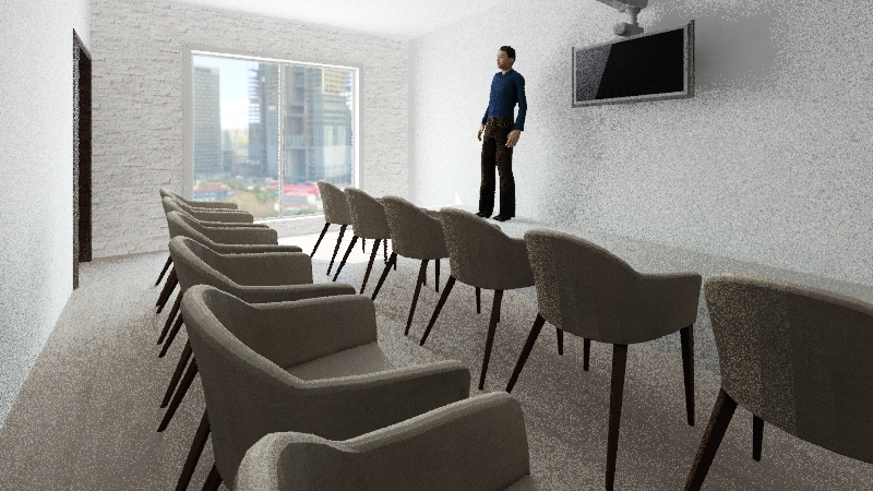 rosdel Interior Design Render