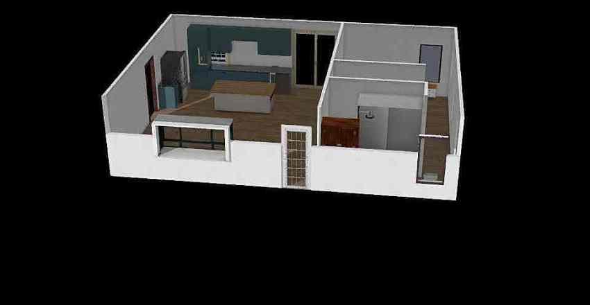 kent Interior Design Render