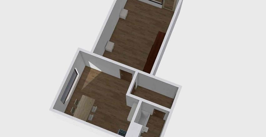 Žatec1 Interior Design Render