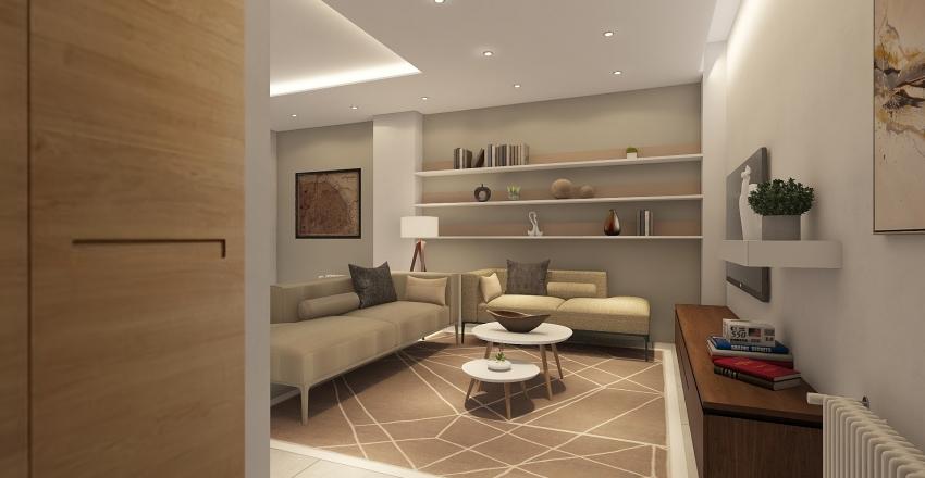 BARTOLI Interior Design Render
