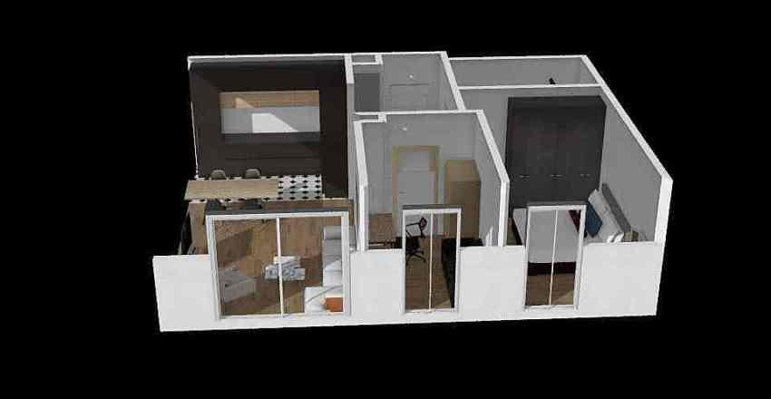 kolibki 1.8 - rytel Interior Design Render