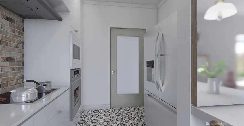 CWB Interior Design Render