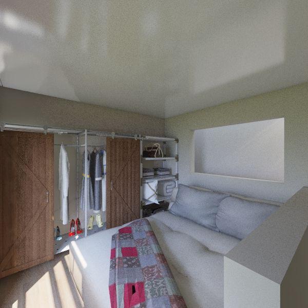 Tiny Home 3 Interior Design Render