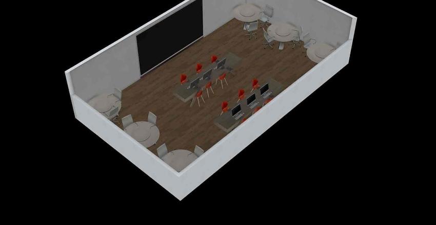 steam project Interior Design Render