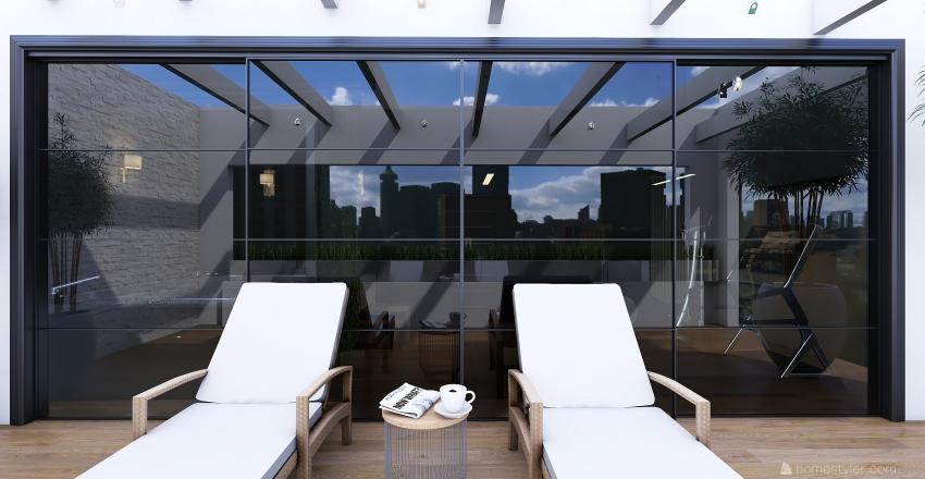 loft_spa Interior Design Render
