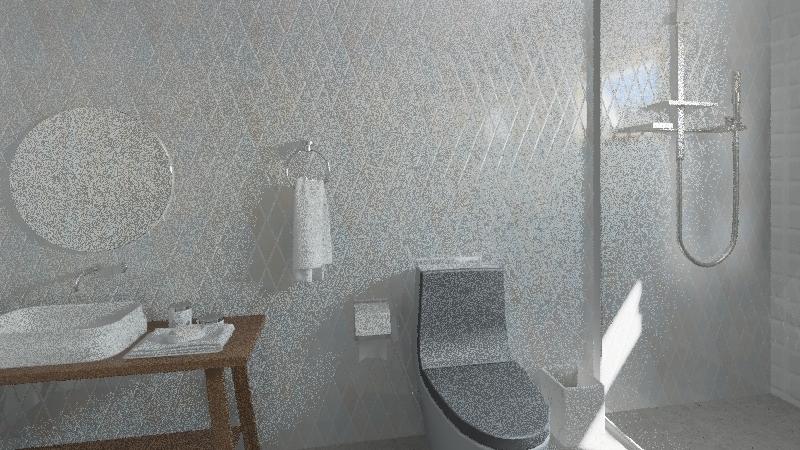 banheiro 1 Interior Design Render