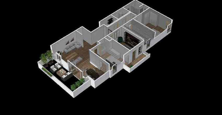 MIO 2 Interior Design Render