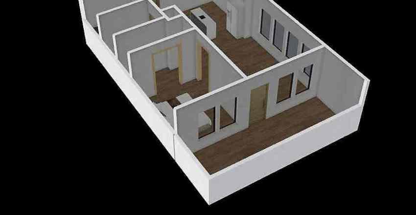 Jay House3 Interior Design Render