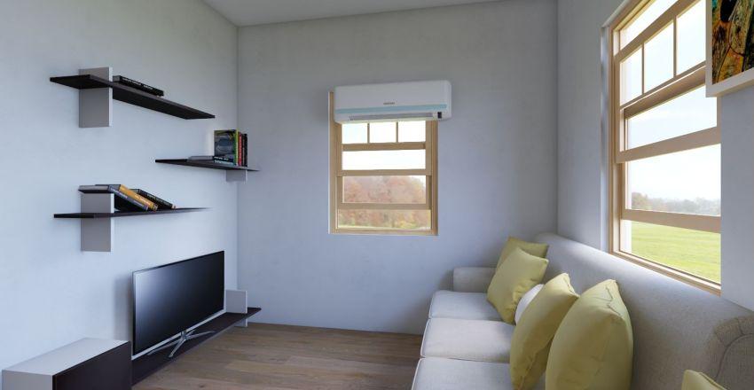 Blank Design Interior Design Render