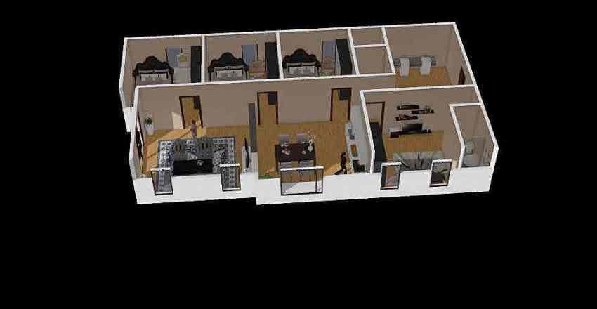 CAP 4 Interior Design Render