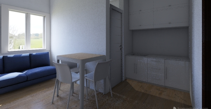 ZG-stan_redizajn Interior Design Render