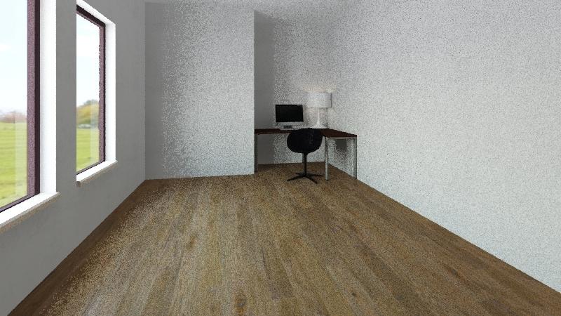 caseys dream bedroom Interior Design Render