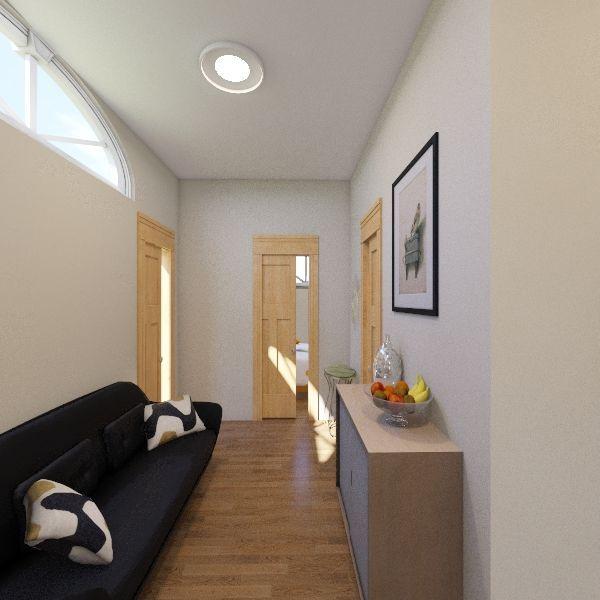 Tiny Home 2 Interior Design Render